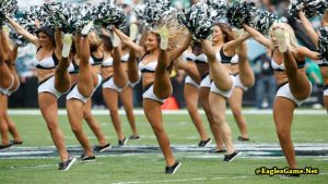 Philadelphia Eagles Cheerleaders Video