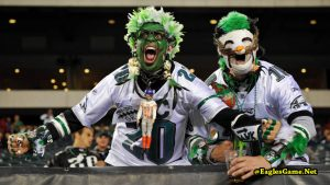 Philadelphia Eagles Football Fans