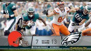 Philadelphia Eagles Game Live Scores