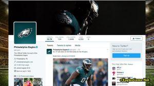 Philadelphia Eagles Twitter Fans