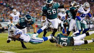 Dallas Cowboys vs Philadelphia Eagles Rivalry