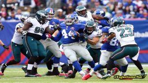 New York Giants vs Philadelphia Eagles Rivalry
