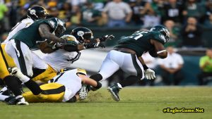Pittsburgh Steelers vs Philadelphia Eagles Rivalry