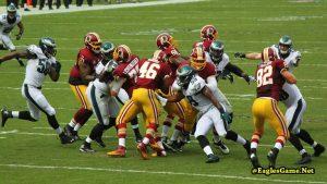 Washington Redskins vs Philadelphia Eagles Rivalry
