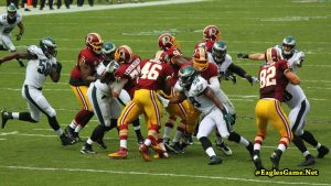 Washington Redskins vs Philadelphia Eagles Rivalry