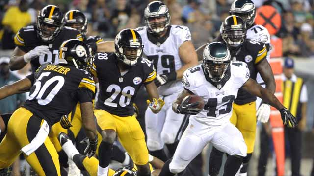 EAGLES V STEELERS 2018 PRESEASON WEEK